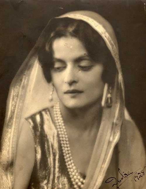 Indira Raje de Baroda