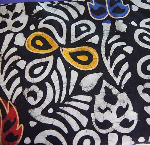 Teñido Batik