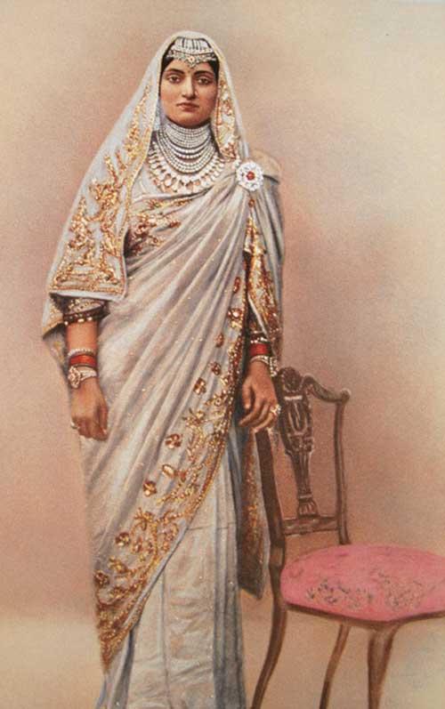 Maharani Bakhtavar Kaur de Patiala