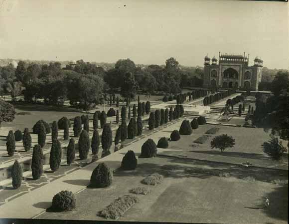 Fotografía del Taj