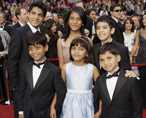 Durante la entrega de premios Oscars